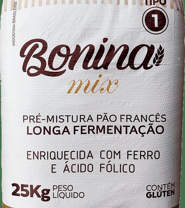 Farinha de Trigo Profissional Bonina Mix