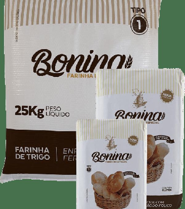 Farinha de Trigo Doméstica Bonina